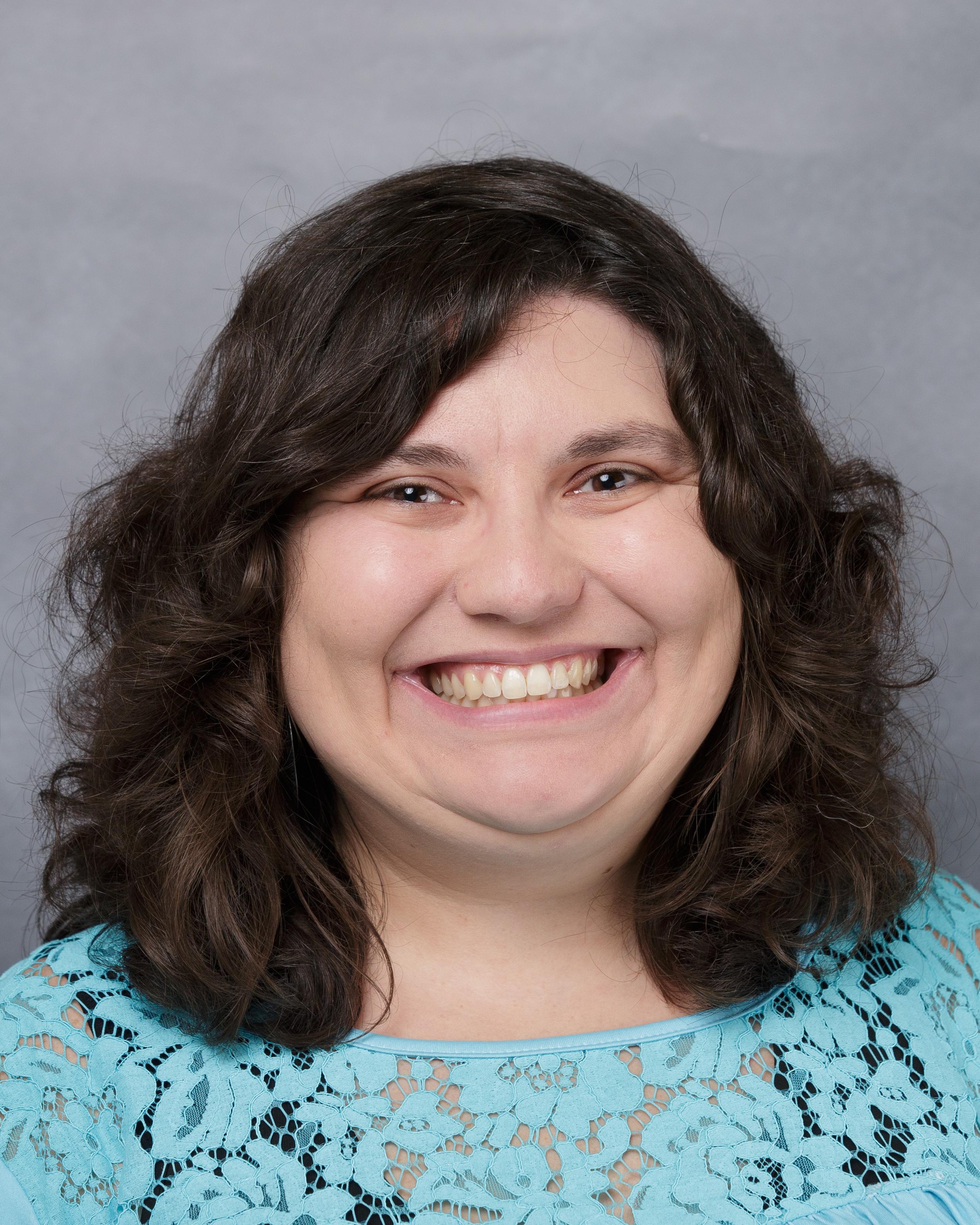 Photo of Ms. Wilson